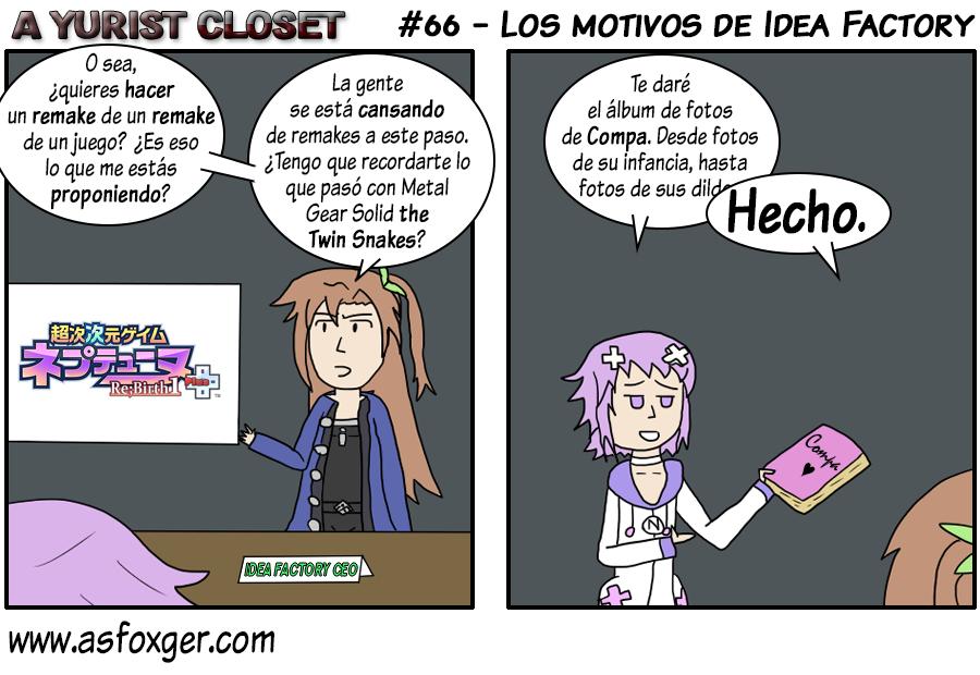 Los motivos de Idea Factory
